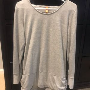 Lucy Heather Gray Tunic